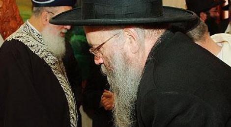 הרב אפרתי. צילום: ישראל ברדוגו