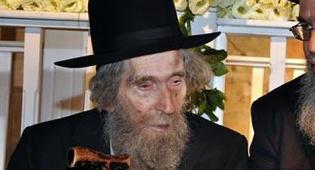 """הגראי""""ל שטיינמן. צילום: כיכר השבת - הרב שטיינמן יזם: ישיבה לספרדים"""