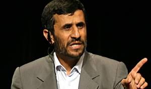 נשיא איראן. לא יהודי, אולי צייר שטיחים