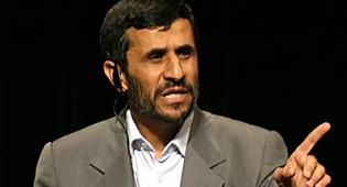 """נשיא איראן. לא יהודי, אולי צייר שטיחים - אחמדיניג´ד יהודי? """"הגרדיאן"""" מכחיש"""