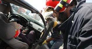 (צילום: פלאש 90) - האבל בליקווד: הנהג הפוגע נתפס