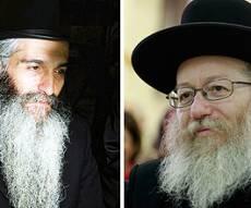 הרב ליצמן ורבי דוד אבוחצירא