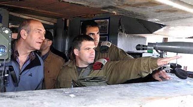 המנהיגות במלחמת לבנון השניה. צילום: פלאש 90
