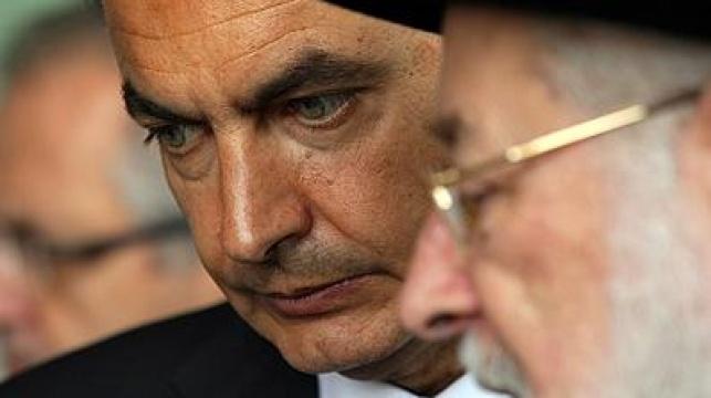 """ראש ממשלת ספרד והגרי""""מ לאו. צילום: פלאש 90"""
