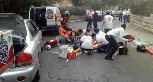 צילום: HNN - חרדית בת 3 וחצי נהרגה בירושלים