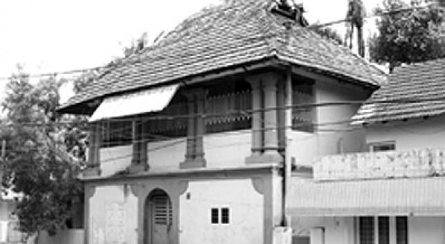 בית הכנסת העתיק בהודו
