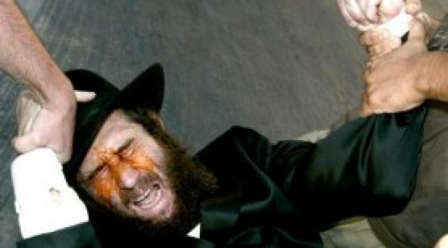 מפגין בירושלים. ארכיון (פלאש 90)