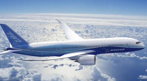 הבואינג 787: טיסת הבכורה השבוע
