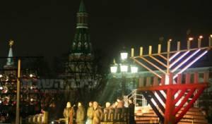 ההדלקה במוסקבה, השבוע