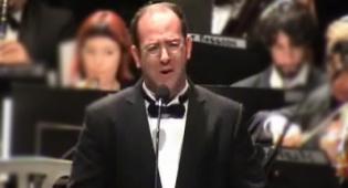 החזן שלמה גליק. מתוך הוידאו