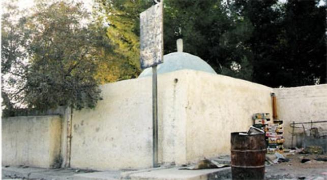 קבר יהושע בן נון. כיף אל חארס