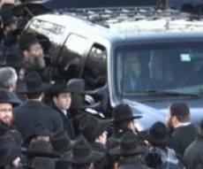 קורע לב: הלוויה לבן 9 שנהרג בתאונה