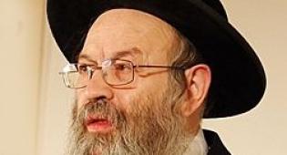הרב בלוי (צילום: כיכר השבת)