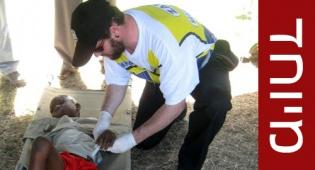 קליין מטפל בילד בהאיטי