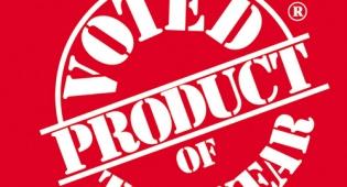 לוגו התחרות - פרוקטר אנד גמבל מצטיינת במותגים