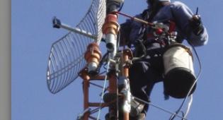 מערכת האנטנות (צילום באדיבות רות מערכות) - הקשר בין החיסול בדובאי ל...בני-ברק