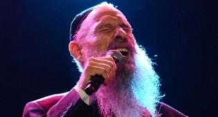 מרדכי בן דוד בהופעה, השבוע (צילום: יוסי פרסיה) - שוב בהיכל: מ' בן-דוד להופעה נוספת