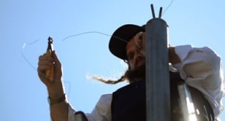אילוסטרציה (צילום: פלאש 90) - חילוני חתך את ה´ערוב´ בקריית-יובל