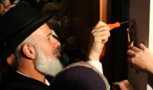 הרב מצגר, הערב (צילום: פלאש 90)