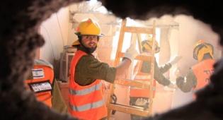 ארכיון (צילום: פלאש 90) - הטרור חוזר: קסאם התפוצץ בנתיב העשרה, אדם נהרג
