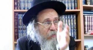 """הרב ברנד - לראשונה: רב חרדי נגד עמדת הגרי""""ש"""
