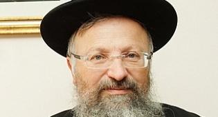 הרב אליהו בראיון (צילום: מנדי הכטמן, אתר COL)