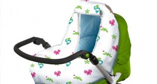"""הכיסוי המהפכני (צילום: יח""""צ) - כדי להגן על התינוק לא צריך שכפ""""ץ"""