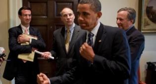 """ינגחו, תחת חסותו של אובמה (צ´: הבית הלבן) - בחסות אובמה: """"אמבוש"""" לישראל"""