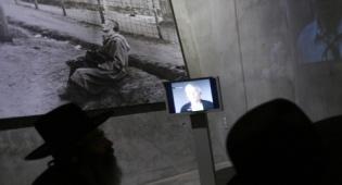 חרדים ביד ושם (צילום: פלאש 90) - מדוע אצלנו לא לומדים על השואה?
