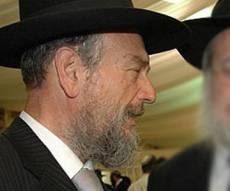 הרב מרדכי הלפרין (צילום: ברלה שיינר)