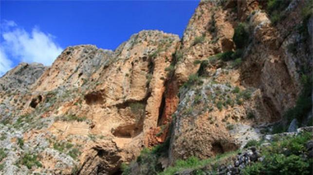 מצודת הארבל. צילום: יורם שפריר רשות הטבע והגנים