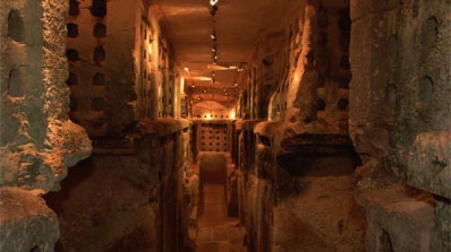 מערות בית גוברין. צילום: פלאש 90
