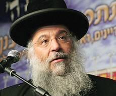 הרב בניהו שמואלי. צילום: ישראל ברדוגו