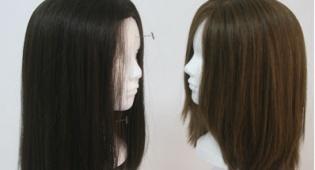 אילוסטרציה: פלאש 90 - אישה שחובשת פאה גורמת לסרטן?