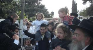 (צילום: כיכר השבת) - כדאי הוא רבי שמעון לשמוח, בירושלים