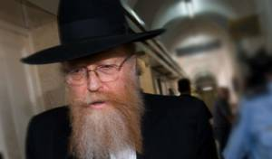 הרב פרויליך (צילום: פלאש 90)