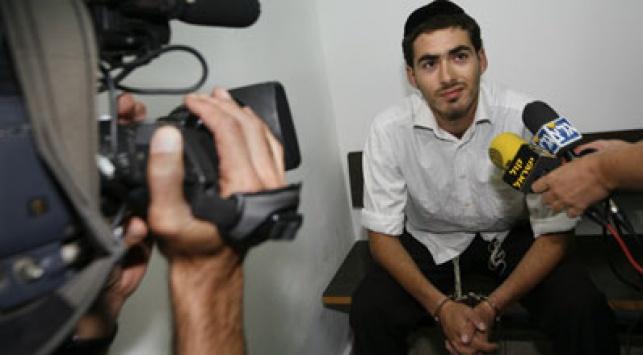 החייל בבית-המשפט, היום (צילום: פלאש 90)