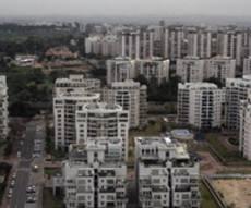 רמת אביב, מבט ממעוף הציפור. צילום: פלאש 90