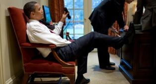 """ברק אובמה, נשיא ארה""""ב - תקרית המשט: אובמה יורה לתמוך בחקירה בנילאומית"""