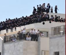 בני-ברק, היום (צילום: עוזי ברק ודוד כהן)
