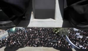 סוף לפרשה? ההפגנה הגדולה בירושלים