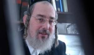 הרב אייכלר (צילום: פלאש 90)