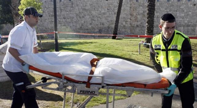 זעזוע כבד: נמצאה גופת אדם אזוקה