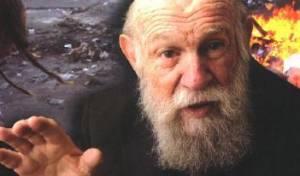 הרב פפנהיים על רקע המהומות (צ´: עיתון משפחה)