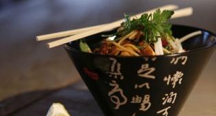 אוכל סיני (צילום: פלאש 90)
