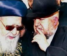 """הרב מאזוז בשיחה עם הגר""""ע יוסף"""