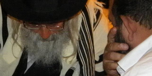 רבי יעקב בן נר, השבוע (צילום: דוד כהן)