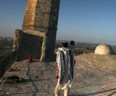 קבר שמואל הנביא (צילום: פלאש 90)