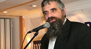 הרב שרלו (צילום: אלנתן גוטווירט, כנס כיפה)