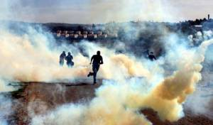 """(צילום: פלאש 90) - צה""""ל חיסל בעזה, שטפונות בפקיסטן"""